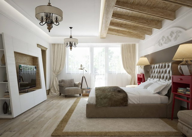 22 beige bedroom ideas to maximize coziness (22)