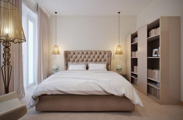 22 beige bedroom ideas to maximize coziness (23)
