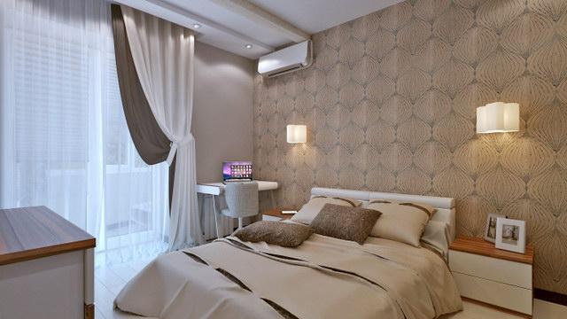 22 beige bedroom ideas to maximize coziness (24)