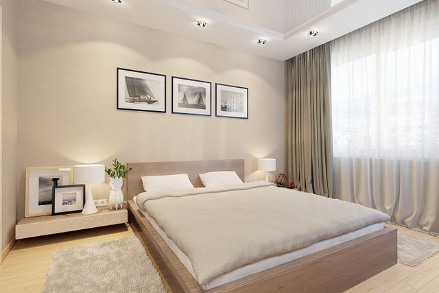22 beige bedroom ideas to maximize coziness (4)