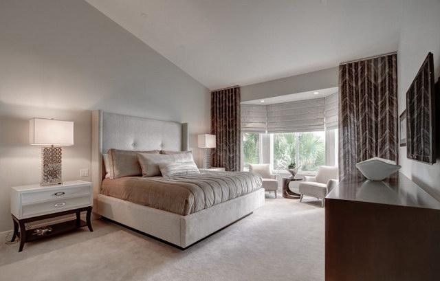 22 beige bedroom ideas to maximize coziness (7)