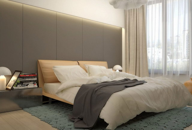 22 beige bedroom ideas to maximize coziness (8)