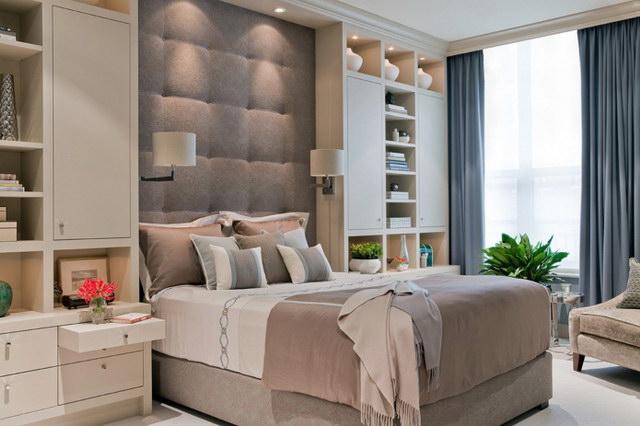 22 beige bedroom ideas to maximize coziness (9)