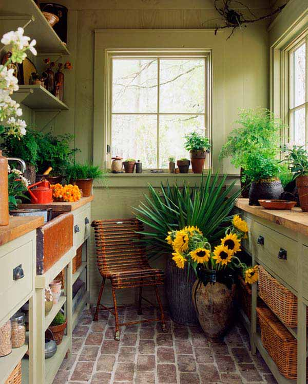 23 ideas to bring nature with indoor garden decoration (10)