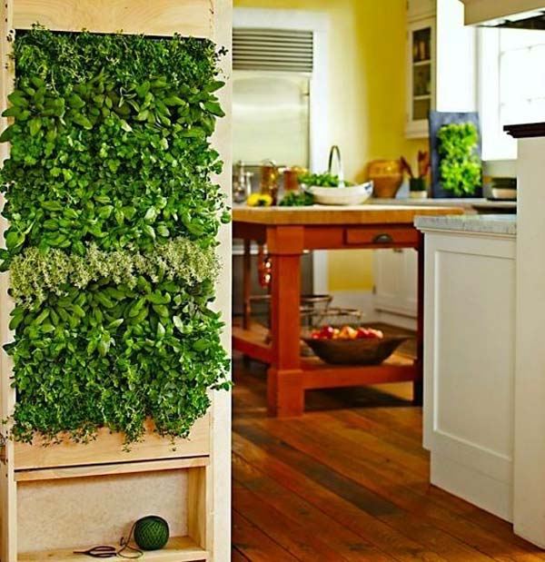 23 ideas to bring nature with indoor garden decoration (14)