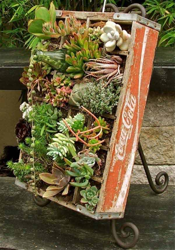 23 ideas to bring nature with indoor garden decoration (20)