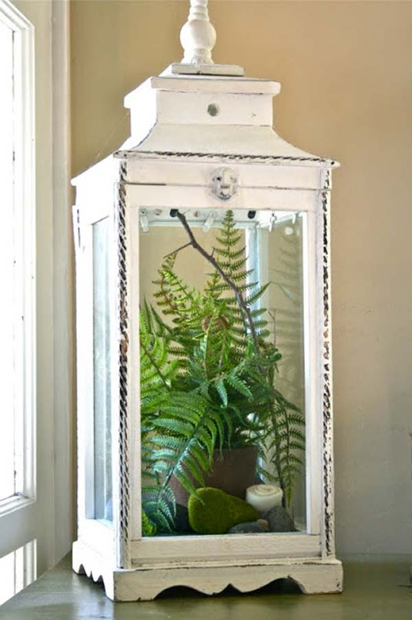 23 ideas to bring nature with indoor garden decoration (4)