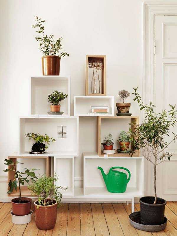 23 ideas to bring nature with indoor garden decoration (6)