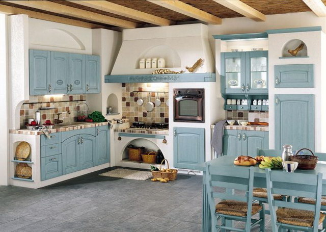 27 cozy simple living kitchen designs (1)