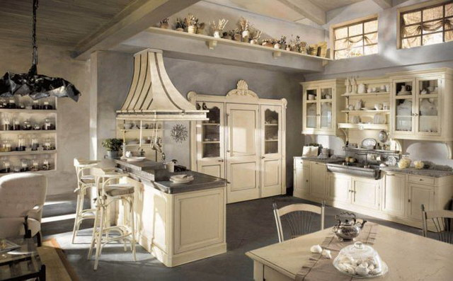 27 cozy simple living kitchen designs (14)