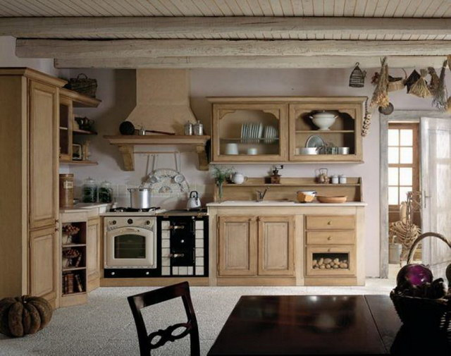 27 cozy simple living kitchen designs (15)
