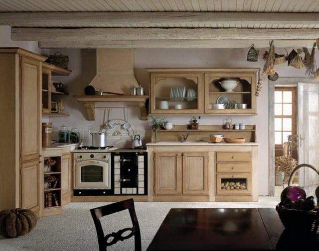 27 cozy simple living kitchen designs (15)