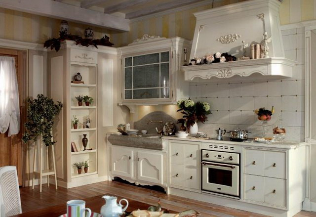 27 cozy simple living kitchen designs (16)