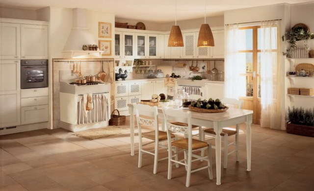 27 cozy simple living kitchen designs (17)