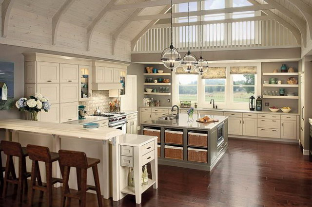 27 cozy simple living kitchen designs (2)
