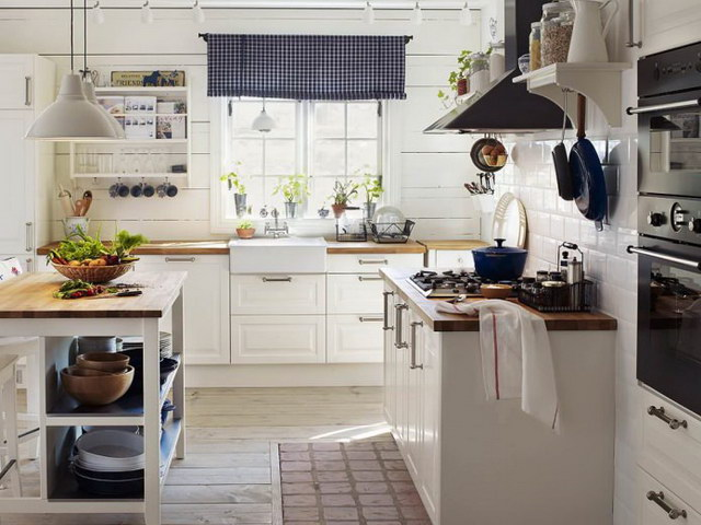 27 cozy simple living kitchen designs (21)