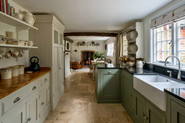 27 cozy simple living kitchen designs (22)
