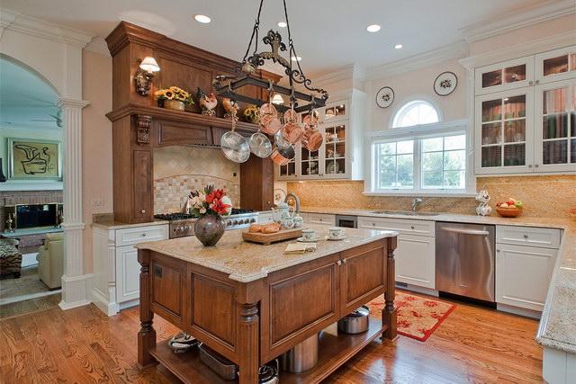27 cozy simple living kitchen designs (26)