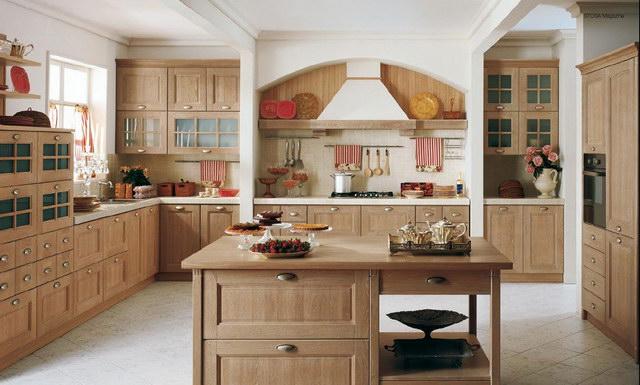 27 cozy simple living kitchen designs (27)