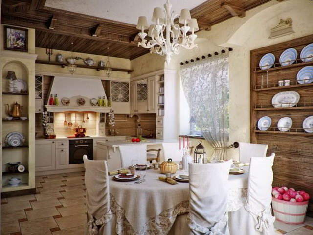 27 cozy simple living kitchen designs (3)