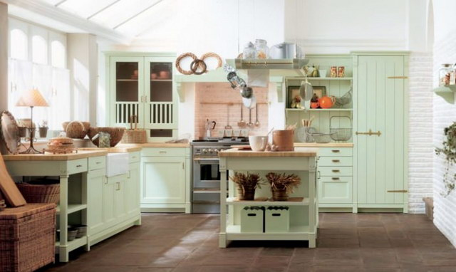 27 cozy simple living kitchen designs (5)