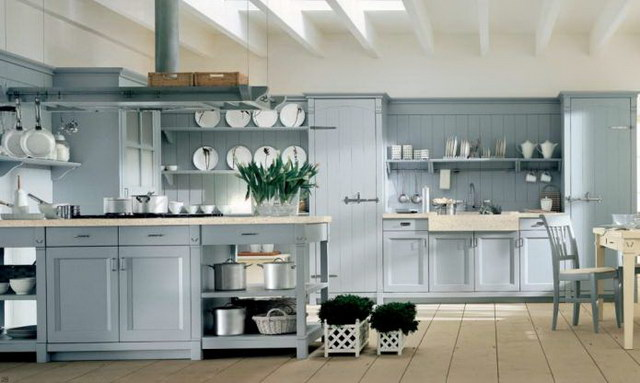 27 cozy simple living kitchen designs (7)