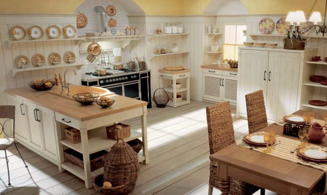 27 cozy simple living kitchen designs (9)
