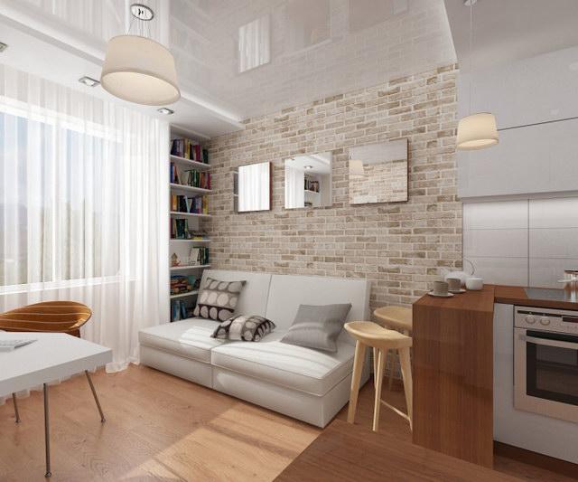 34 brick wall living room interior designs (11)