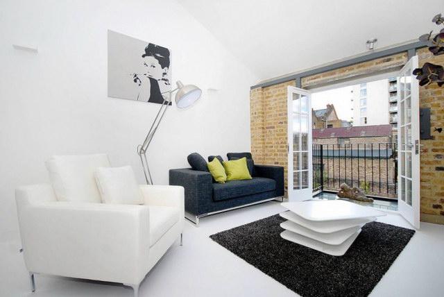 34 brick wall living room interior designs (13)