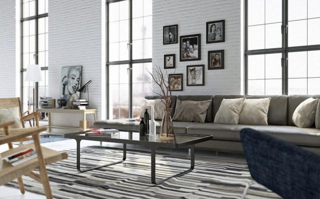 34 brick wall living room interior designs (17)