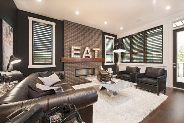 34 brick wall living room interior designs (21)