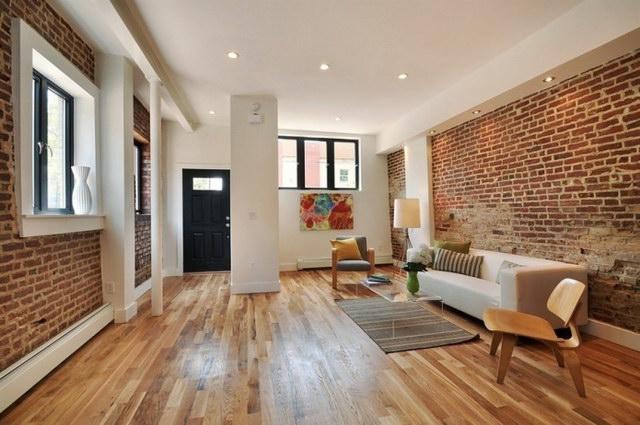 34 brick wall living room interior designs (23)