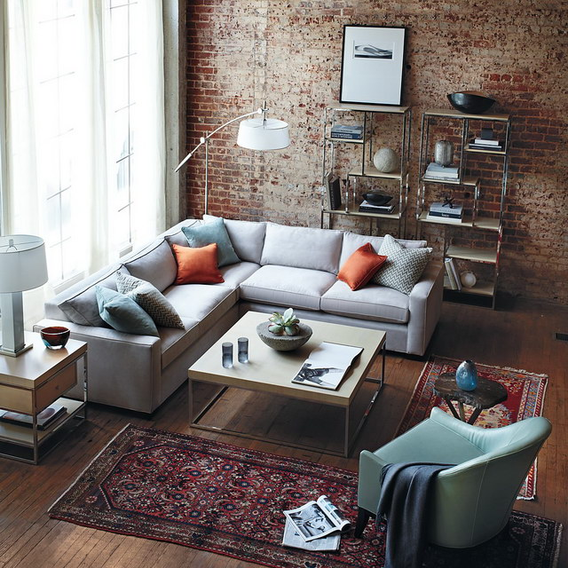 34 brick wall living room interior designs (29)