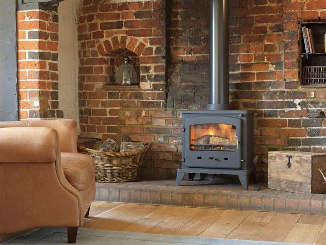 34 brick wall living room interior designs (3)