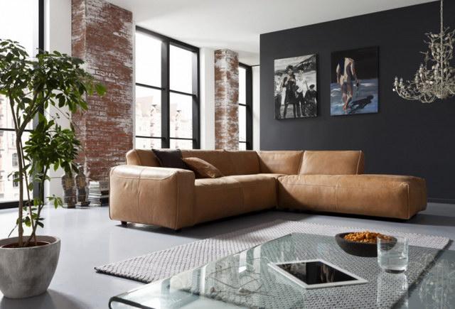 34 brick wall living room interior designs (5)