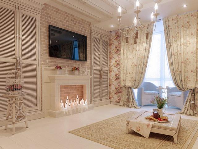 34 brick wall living room interior designs (9)