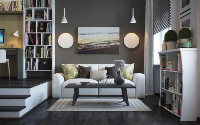 37 sqm modern studio apartment (3)