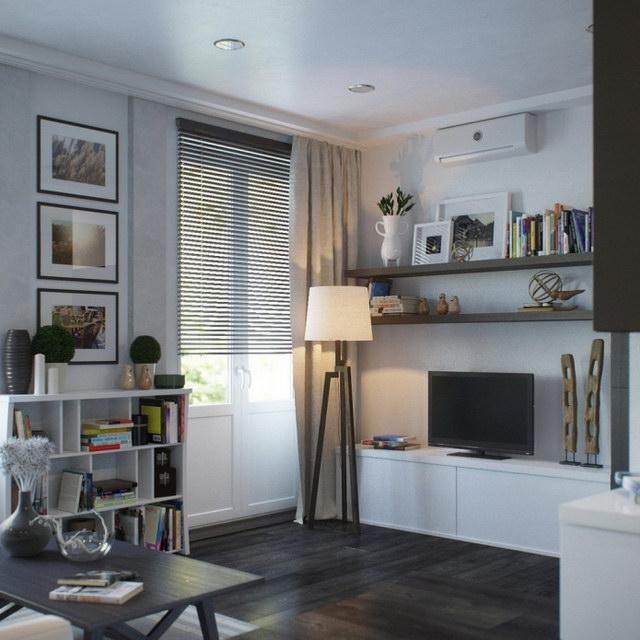 37 sqm modern studio apartment (4)