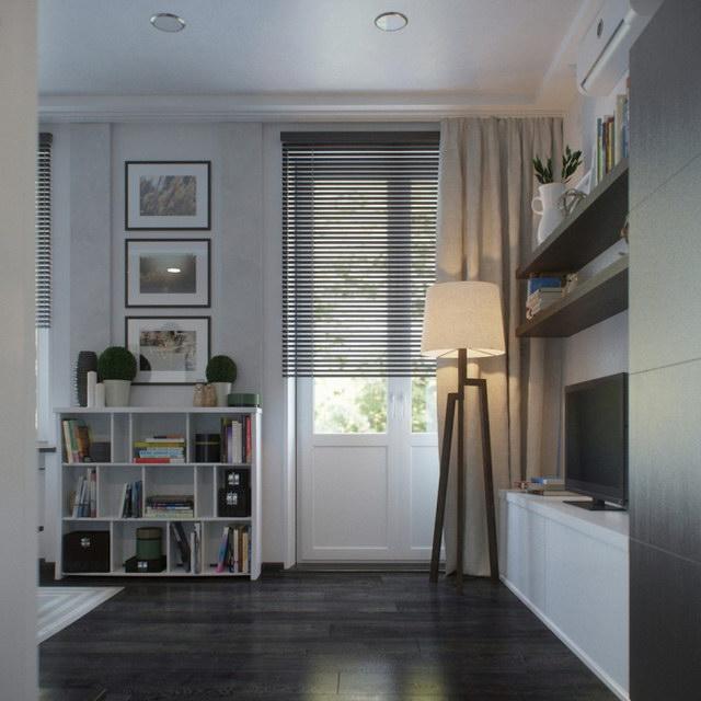 37 sqm modern studio apartment (5)