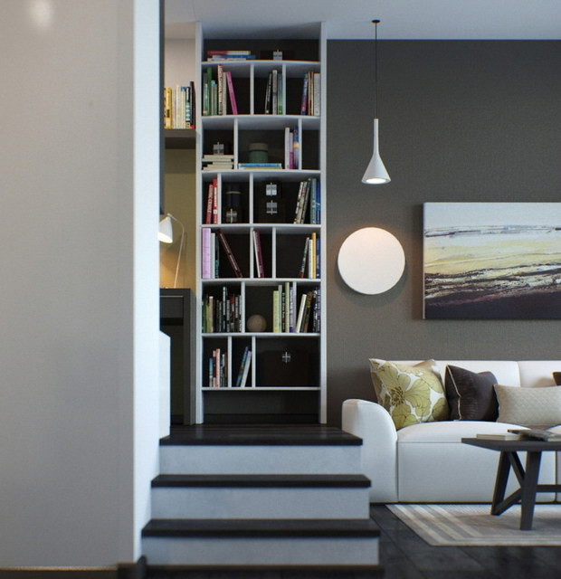 37 sqm modern studio apartment (6)