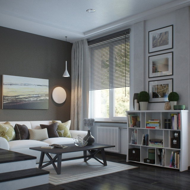 37 sqm modern studio apartment (7)