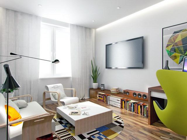 43 sqm walnut theme condominium review (10)