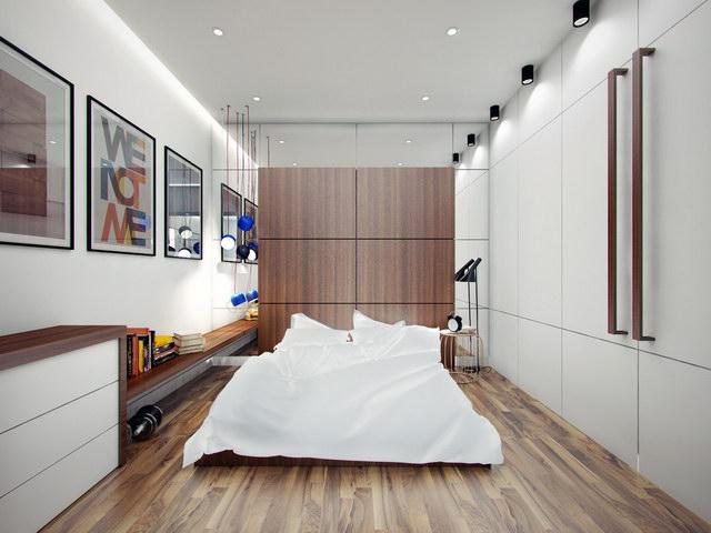 43 sqm walnut theme condominium review (11)