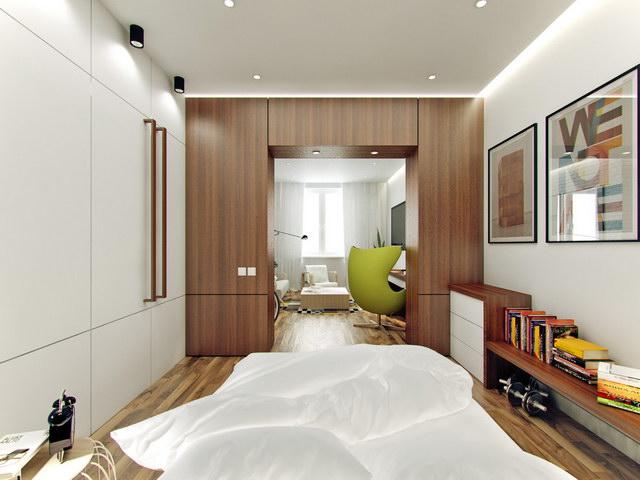 43 sqm walnut theme condominium review (4)