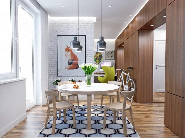 43 sqm walnut theme condominium review (5)