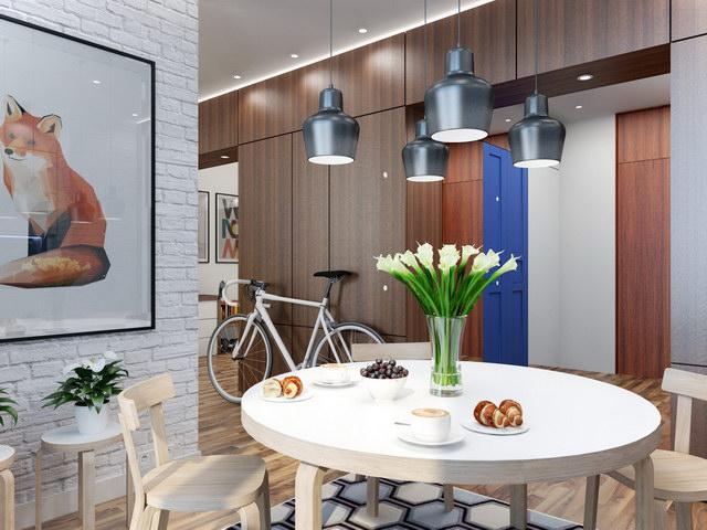 43 sqm walnut theme condominium review (6)