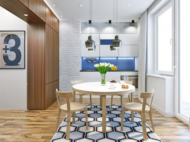 43 sqm walnut theme condominium review (8)