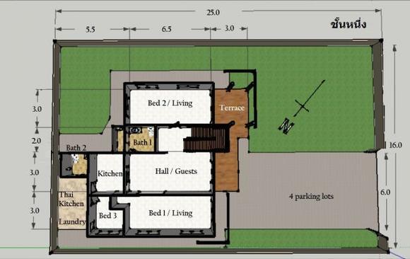6 bedroom single green renovated house (3)