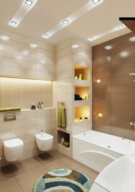 brown autumn bathroom review (4)