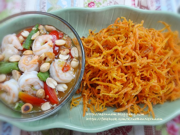 crispy carrot somtam recipe (1)